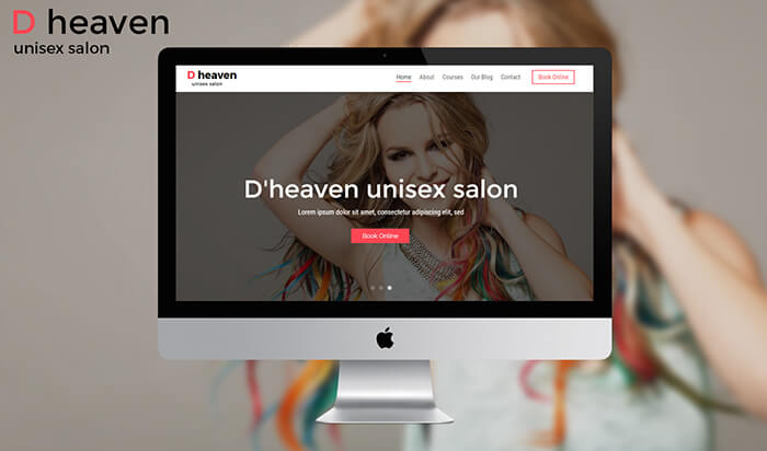 D Heaven Unisex Salon