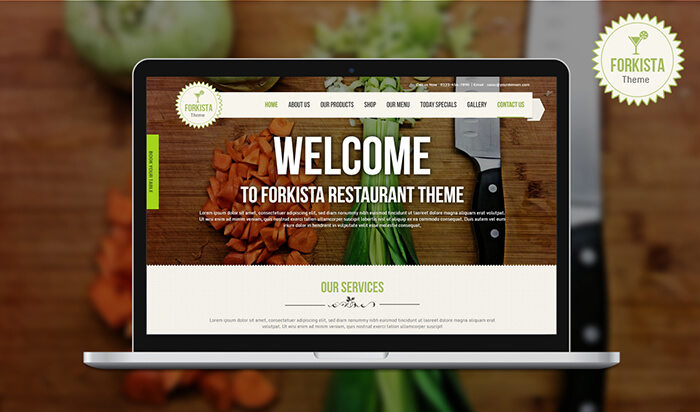 Forkista Themes